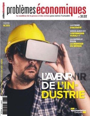 L'avenir de l'industrie - La Documentation Française - 3303332031375 -