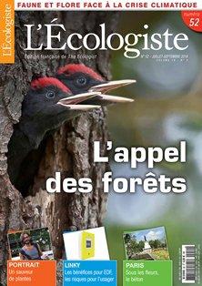 L'écologiste  L'appel de la foret - l'ecologiste - 3663322099366 -