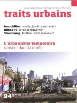 L'Urbanisme temporaire s'inscrit dans la durée - Innovapresse - 3663322099618 -