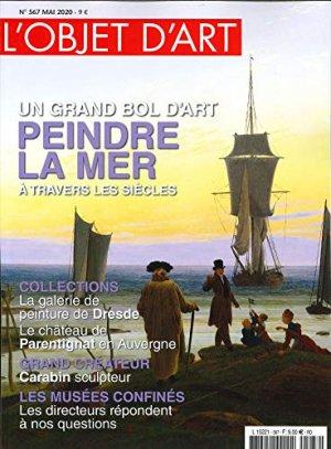 L'estampille / L'objet d'art N° 567, mai 2020 : L'âge d'or du mobilier français - faton - 3663322110238 -
