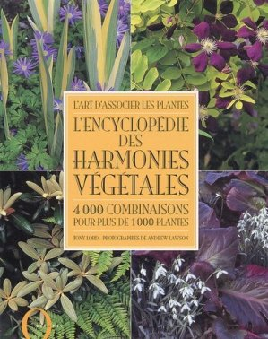 L'encyclopédie des harmonies végétales - octopus - 9782012602588 -