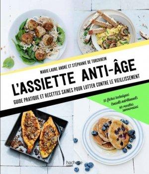 L'assiette anti-âge - hachette - 9782013350440 -