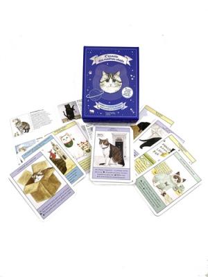L'oracle des maîtres chats - hachette - 9782016283707 -