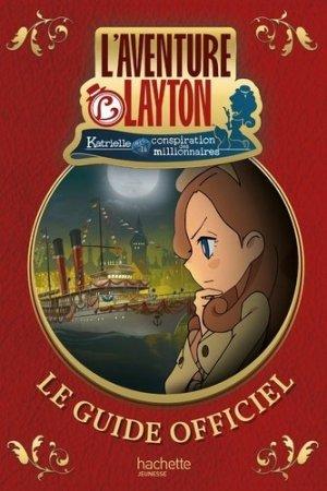 L'aventure Layton - Hachette Jeunesse - 9782017050315 -