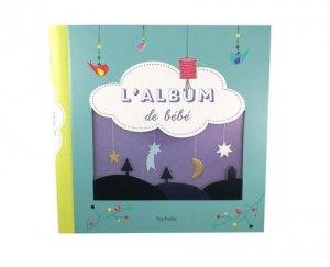 L'album de bébé - hachette - 9782019454746 -