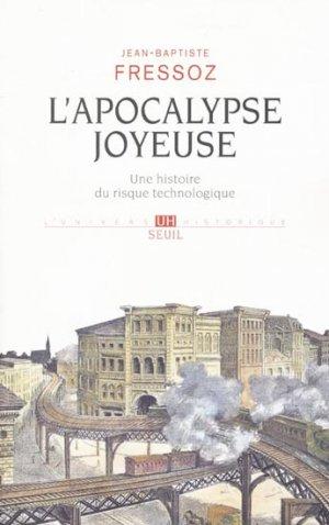 L'apocalypse joyeuse - du seuil - 9782021056983 -