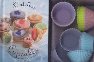 L'atelier Cupcakes - Larousse - 9782035845122 -