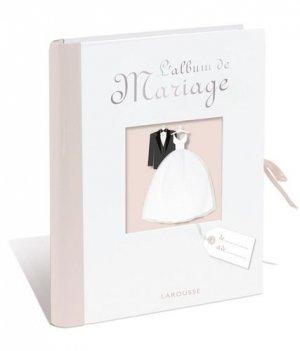 L'album de mariage - Larousse - 9782035873231 -