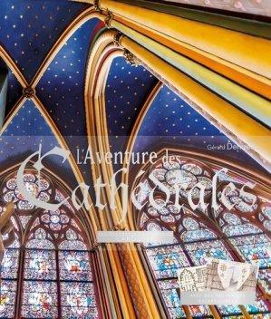 L'Aventure des cathédrales - larousse - 9782035923455 -