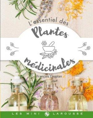 L'essentiel des plantes médicinales - larousse - 9782035931009