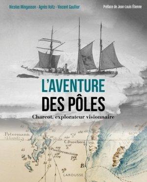 L'aventure des pôles - larousse - 9782035941701