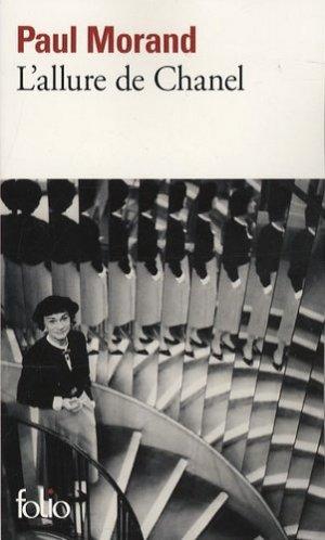 L'allure de Chanel - gallimard editions - 9782070396559 -