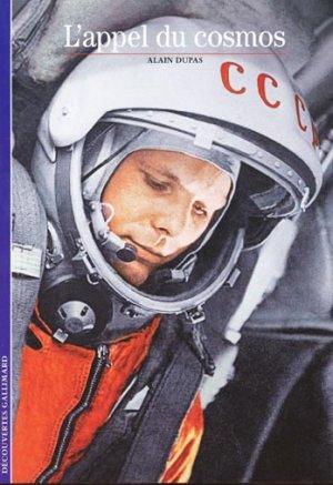 L'appel du cosmos - gallimard editions - 9782070442508 -