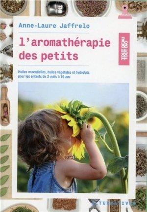 L'aromathérapie des petits - alternatives - 9782072619519 -
