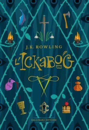 L'ickobag - gallimard jeunesse editions - 9782075150552 -