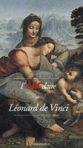 L'abcdaire de léonard de vinci - flammarion - 9782080106803 -
