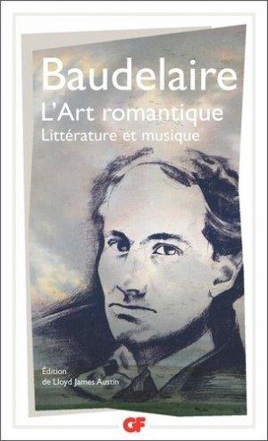 L'Art romantique - Flammarion - 9782080206275 -
