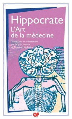 L'art de la médecine - flammarion - 9782080708380