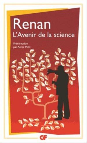 L'avenir de la science - flammarion - 9782081250093 -