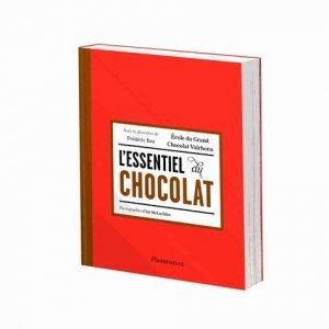 L'essentiel du chocolat - Flammarion - 9782081278103 -