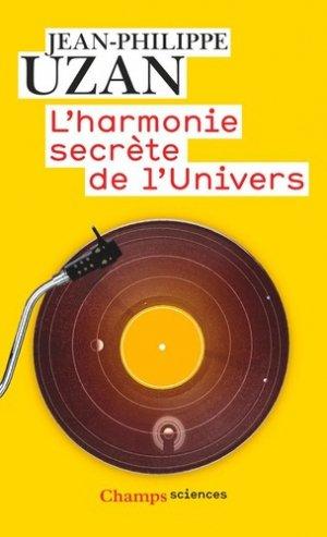 L'harmonie secrète de l'Univers - Flammarion - 9782081478824 -