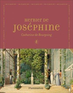 L'herbier de Joséphine - flammarion - 9782081482333 -