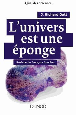 L'univers est une éponge - dunod - 9782100757725 -