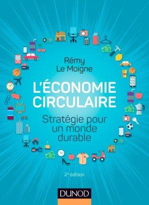 L'économie circulaire - dunod - 9782100773442 -