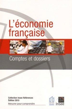 L'économie française - La Documentation Française - 9782111392311 -