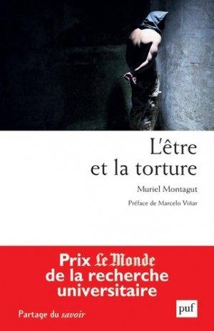 L'être et la torture - puf - presses universitaires de france - 9782130628279 -
