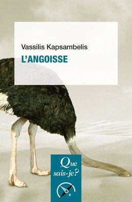 L'angoisse - puf - 9782130789314
