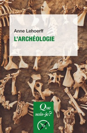 L'archéologie - PUF - 9782130804277 -