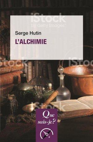 L'alchimie - puf - 9782130813590 -