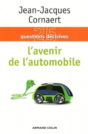 L'avenir de l'automobile - armand colin - 9782200242930 -