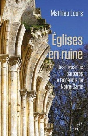 L'église en ruines - Cerf - 9782204136631 -
