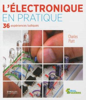 L'électronique en pratique - eyrolles - 9782212135077 -