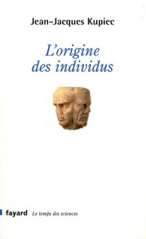 L'origine des individus - Fayard - 9782213629247 -