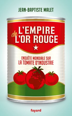 L'Empire de l'or rouge - fayard - 9782213681856 -