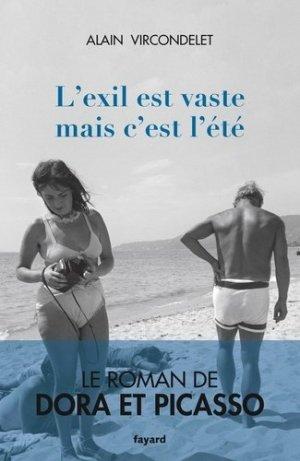 L'exil est vaste mais c'est l'été - Fayard - 9782213712154 -