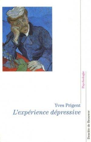 L'expérience dépressive. La parole d'un psychiatre - Desclée de Brouwer - 9782220056661 -