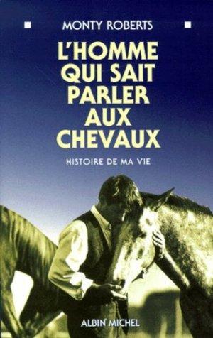 L'homme qui sait parler aux chevaux - albin michel - 9782226093363 -