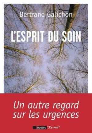 L'esprit du soin - bayard - 9782227496576 -