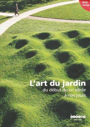 L'art du jardin - crdp poitiers - 9782240032393 -