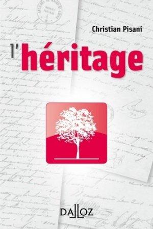 L'héritage - dalloz - 9782247134526 -