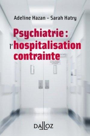 L'enfermement psychiatrique - dalloz - 9782247170500 -