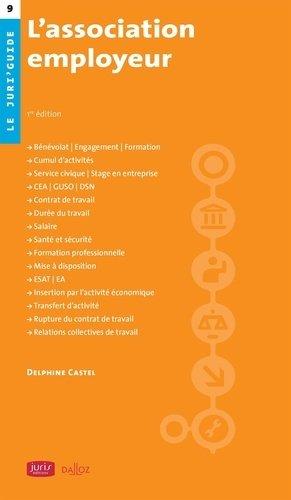 L'association employeur - dalloz - 9782247188680 -