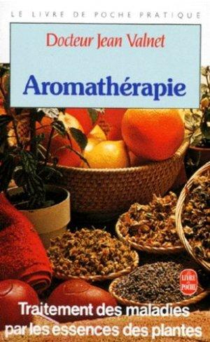 L'aromathérapie - le livre de poche - 9782253035640