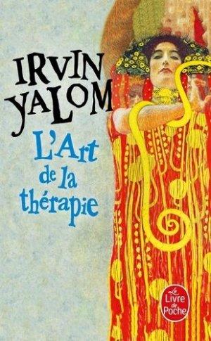 L'art de la thérapie - le livre de poche - lgf librairie generale francaise - 9782253074236 -
