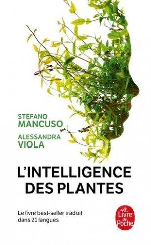 L'Intelligence des plantes - le livre de poche - lgf librairie generale francaise - 9782253257806 -