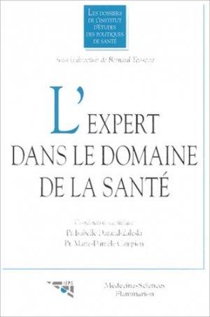 L'expert dans le domaine de la santé - lavoisier msp - 9782257110657 -